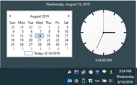 HazteK Software / Old Clock