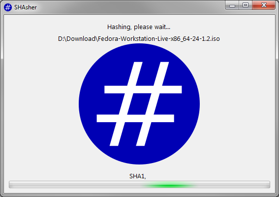 SHAsher – HazteK Software
